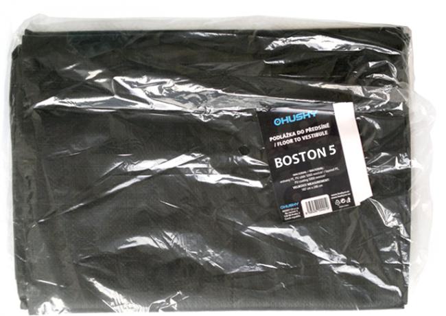 Náhradní díl Stanová podlážka Boston 5 černá