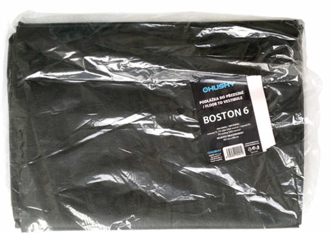 Náhradní díl Stanová podlážka Boston 6 černá