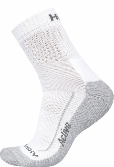 Ponožky  Active XL (45-48), šedá