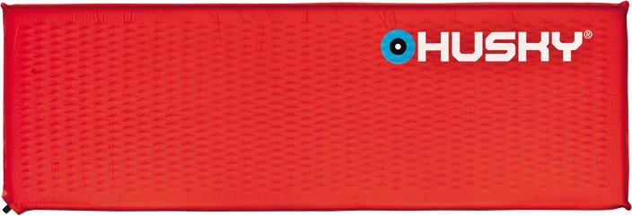 Ultralehká karimatka  Flake 3,5 červená