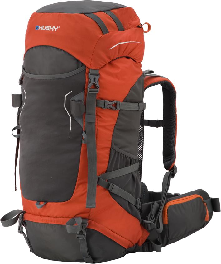 Batoh Ultralight   Rony 50l oranžová