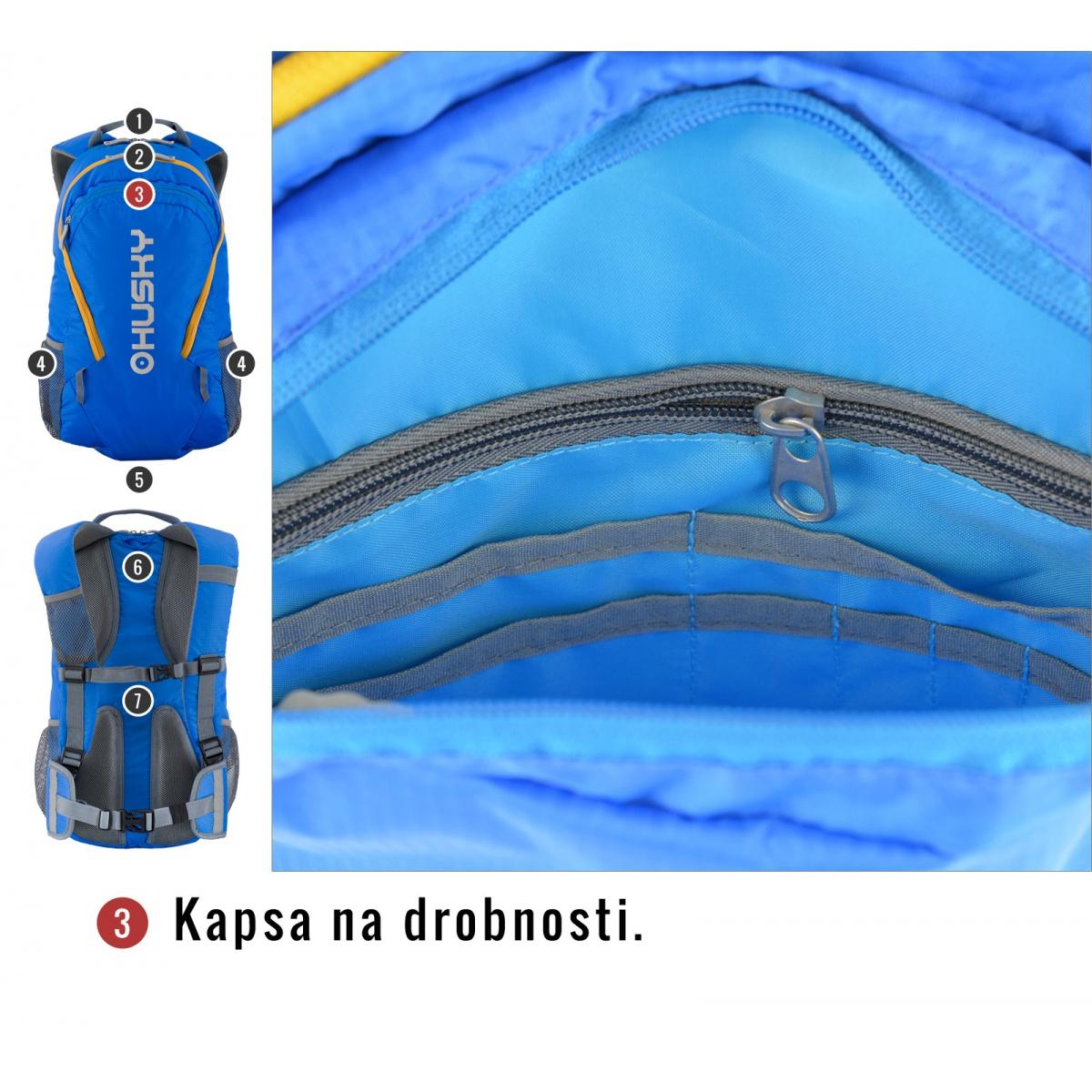 a91e5ff112 Batoh Cyklo   Turistika - Boost 20l – zelená