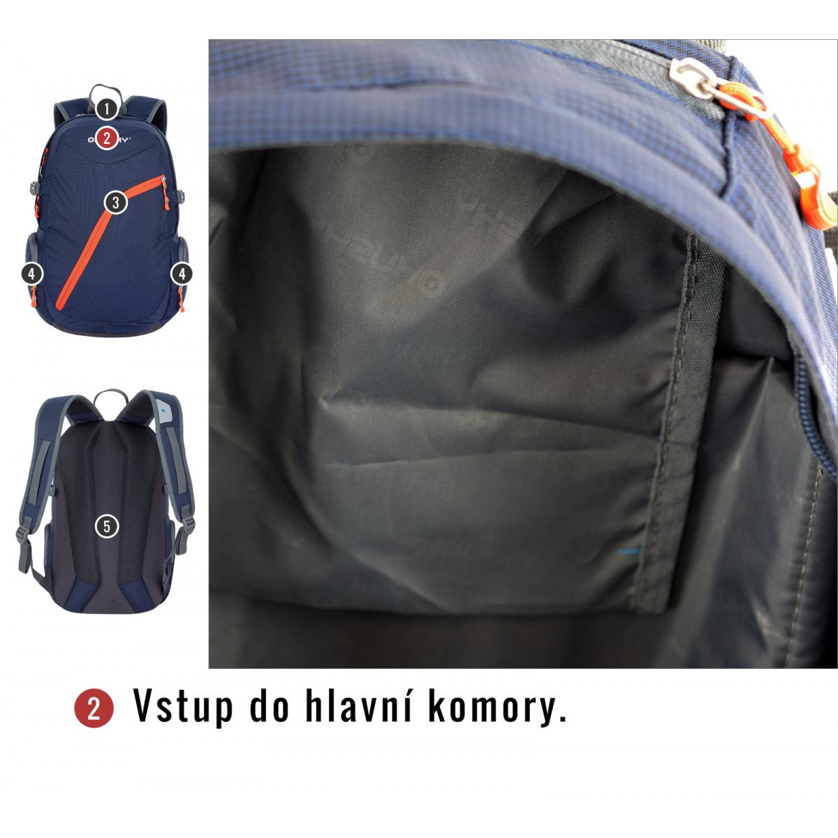 f6e306fcd4 Batoh Město - Nexy 20l – tm.modrá