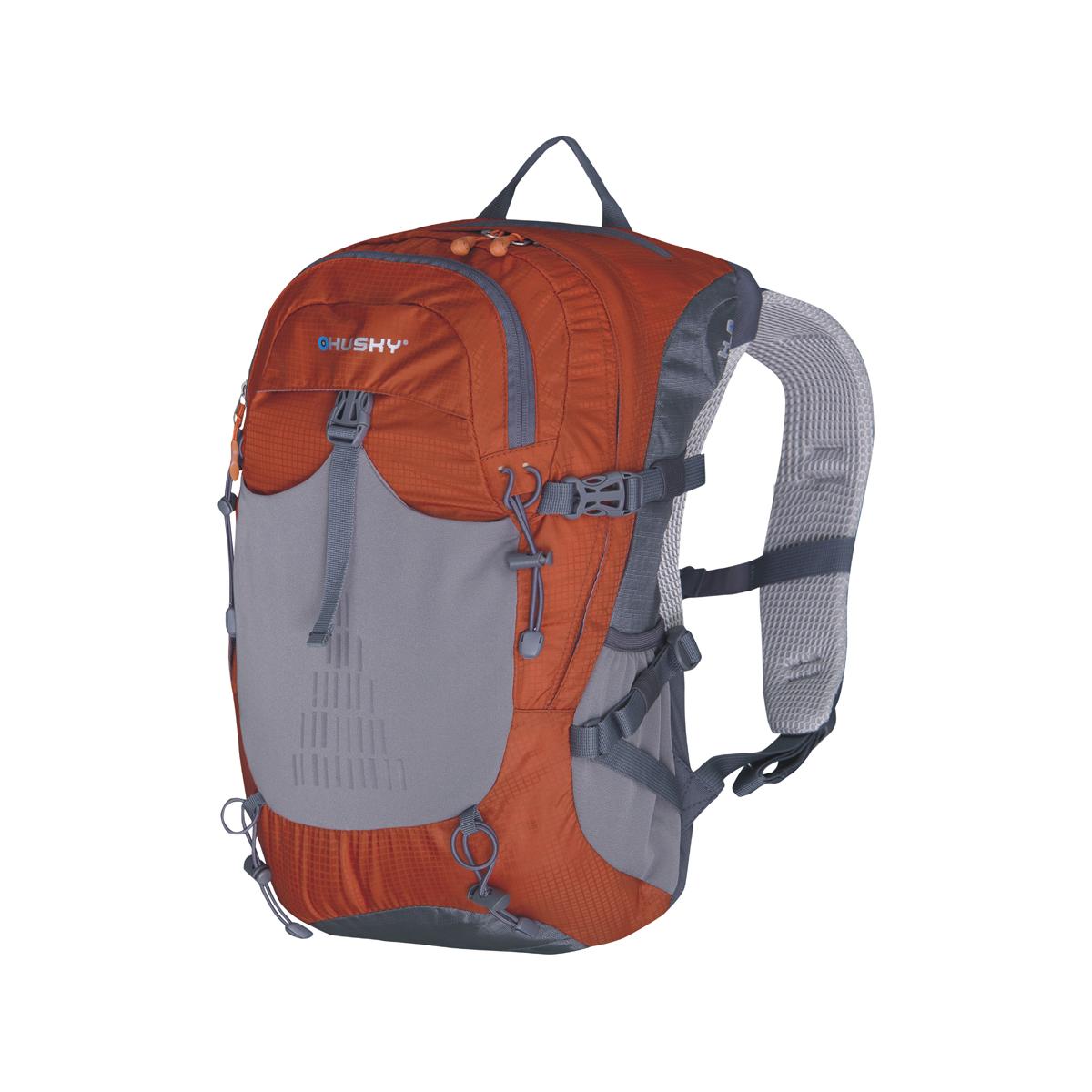 4cf070a70a Batoh Turistika   Cyklo - Spiner 20l – oranžová