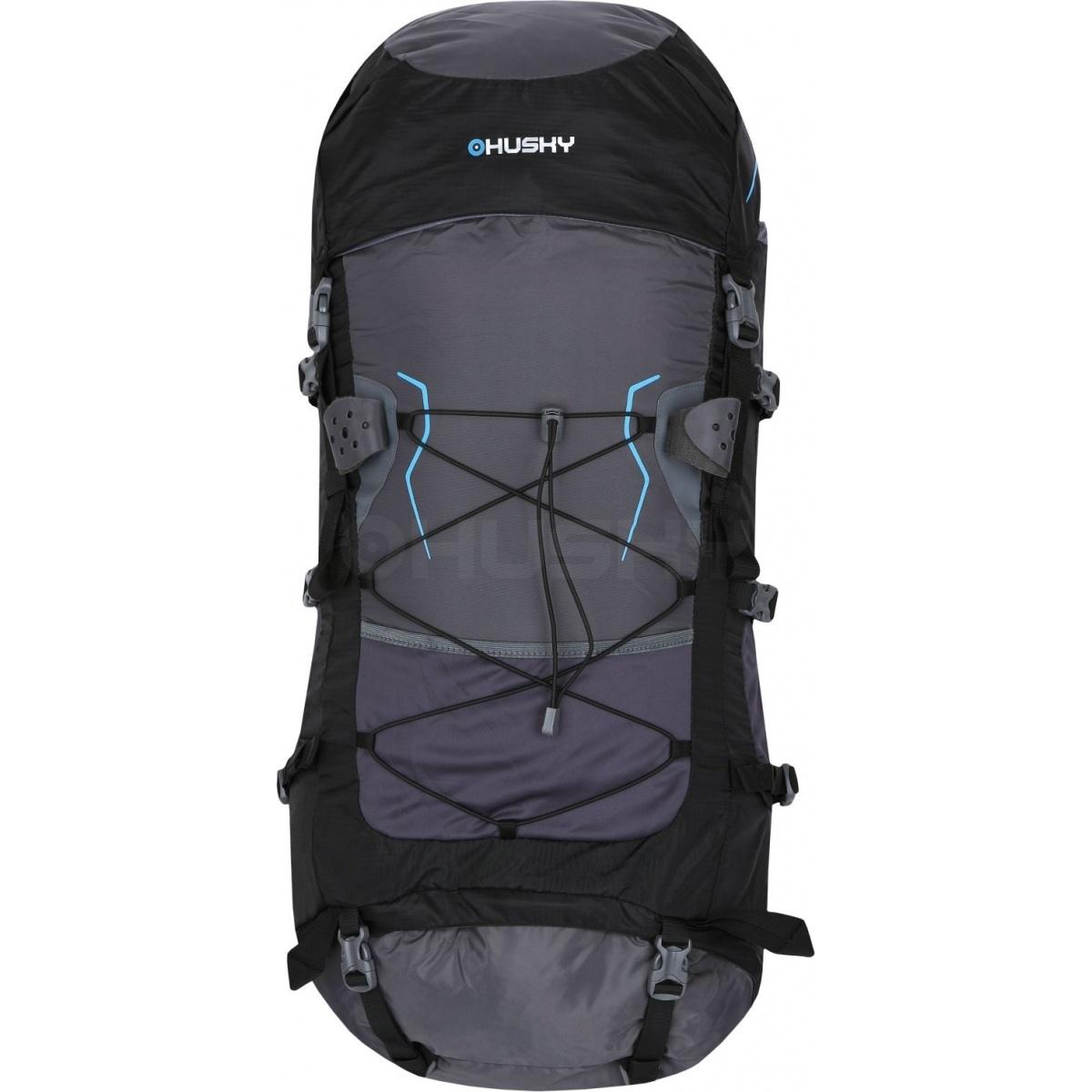 Batoh Ultralight - Ribon 60l – šedá  e119f7d37c