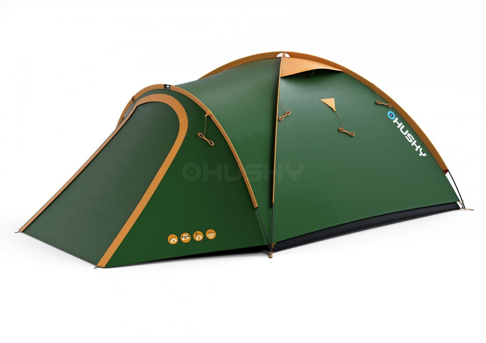 Stan Outdoor Bizon 4 classic zelená