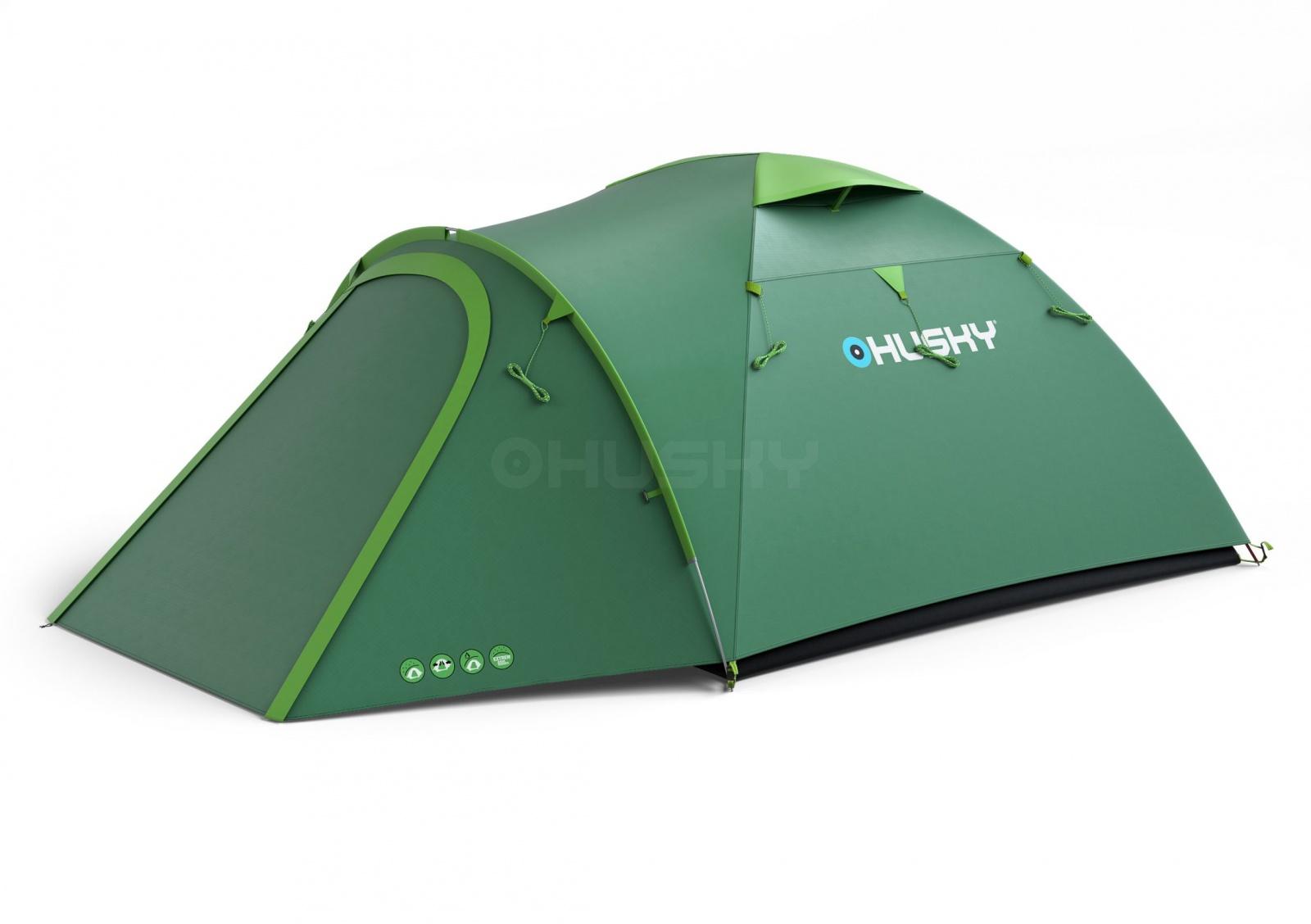Stan Outdoor   Bizon 4 plus zelená