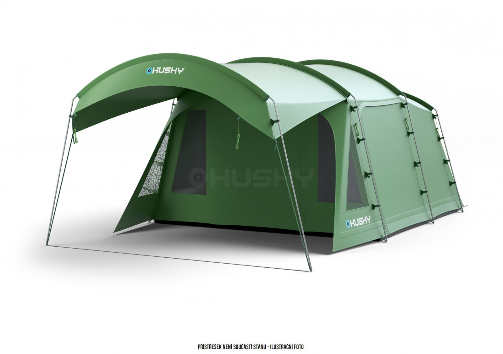 Stan Caravan   Caravan 12 zelená