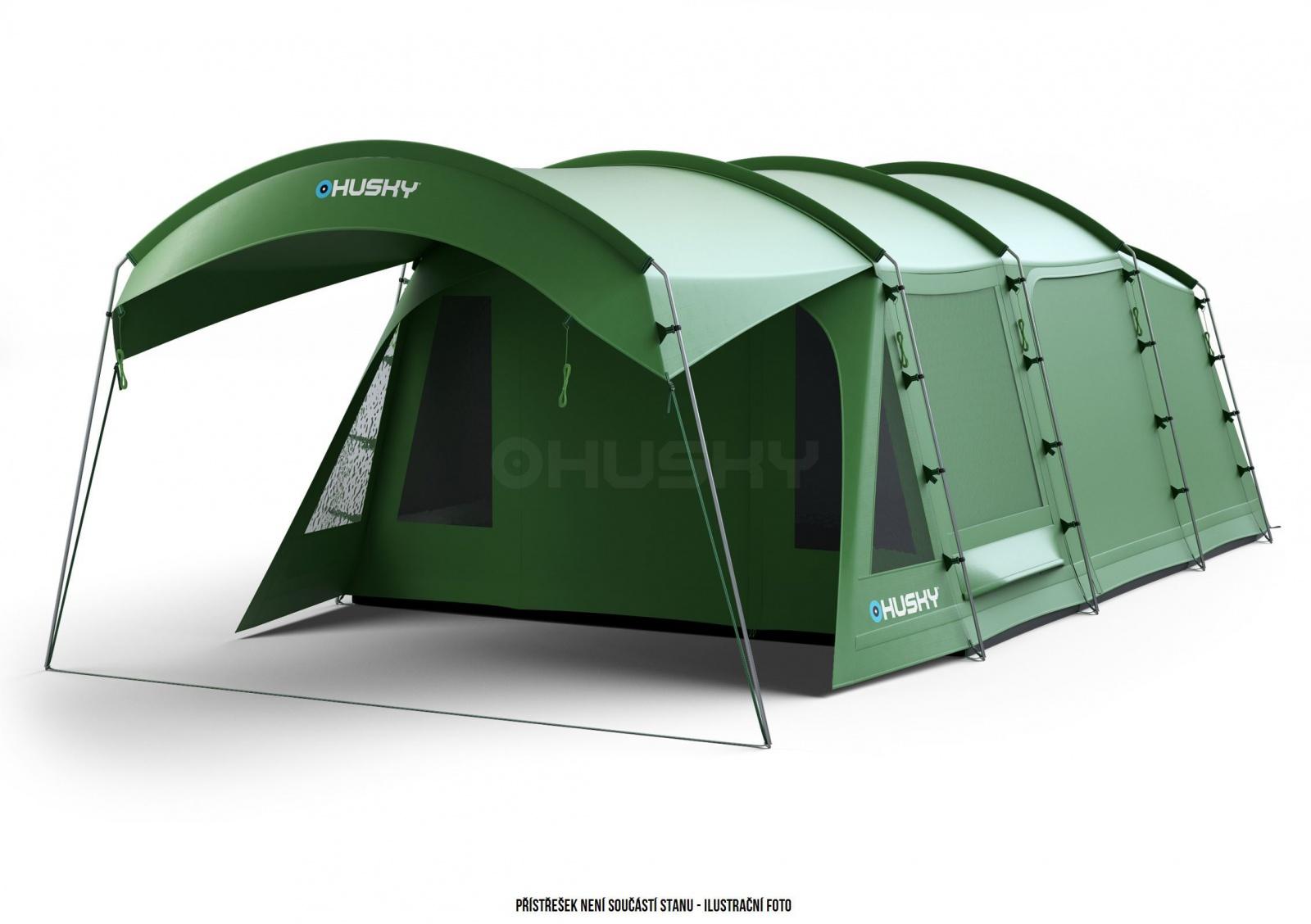 Stan Caravan   Caravan 17 zelená