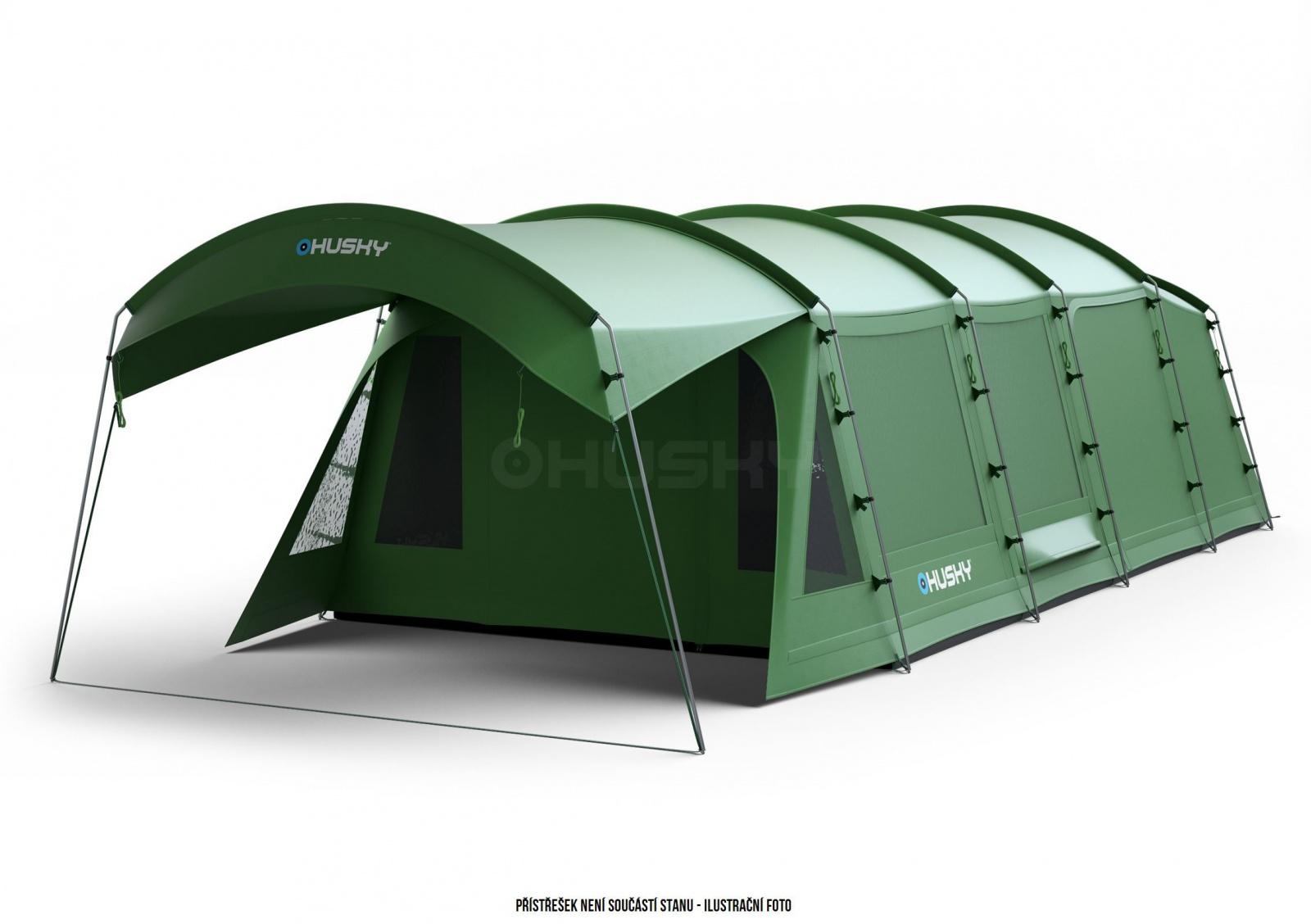 Stan Caravan   Caravan 22 zelená