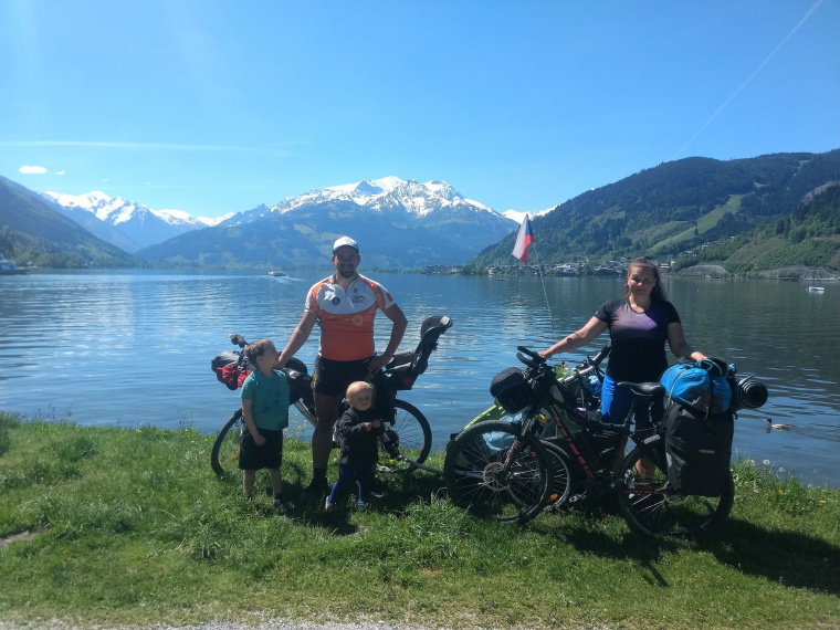 Zell am See_Alpy_2017