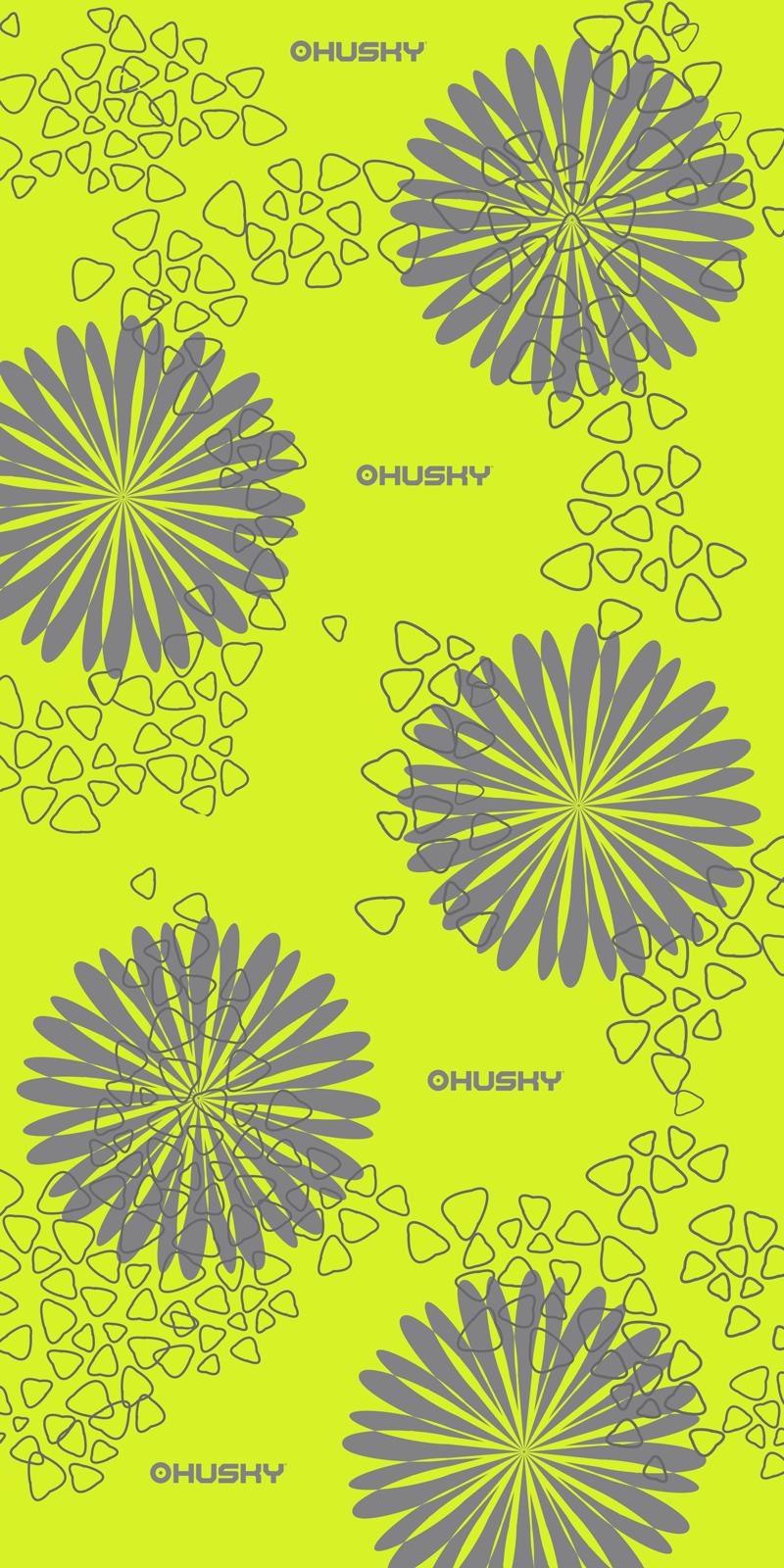 multifunkční šátek   Daphne zelená