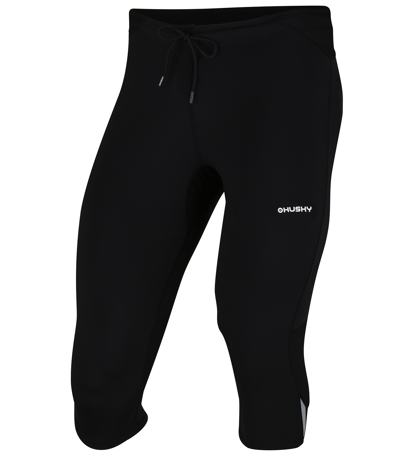 Levně Husky Darby M XL, černá Pánské 3/4 kalhoty