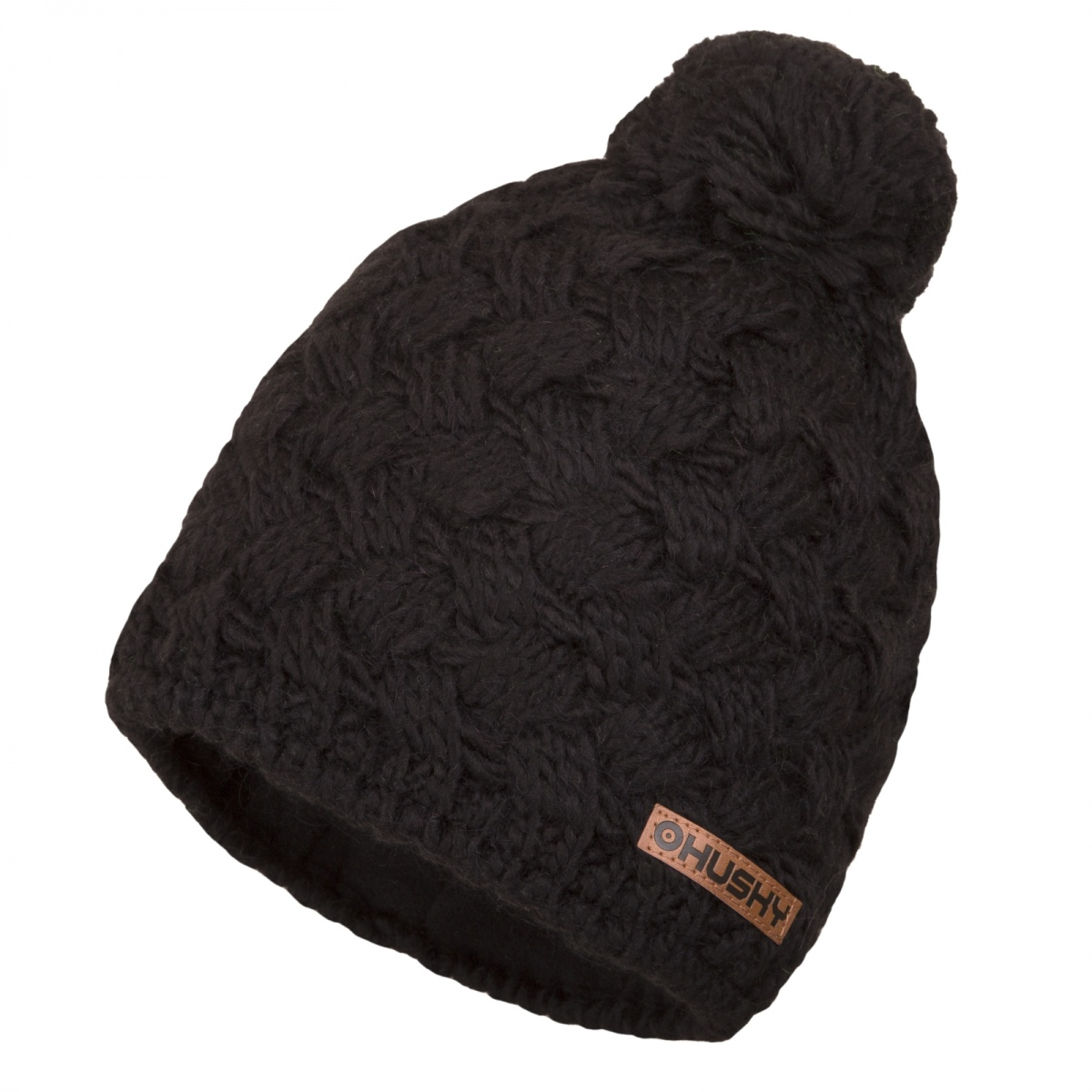 Dámská čepice - Cap 15 – černá  76bd9e7596