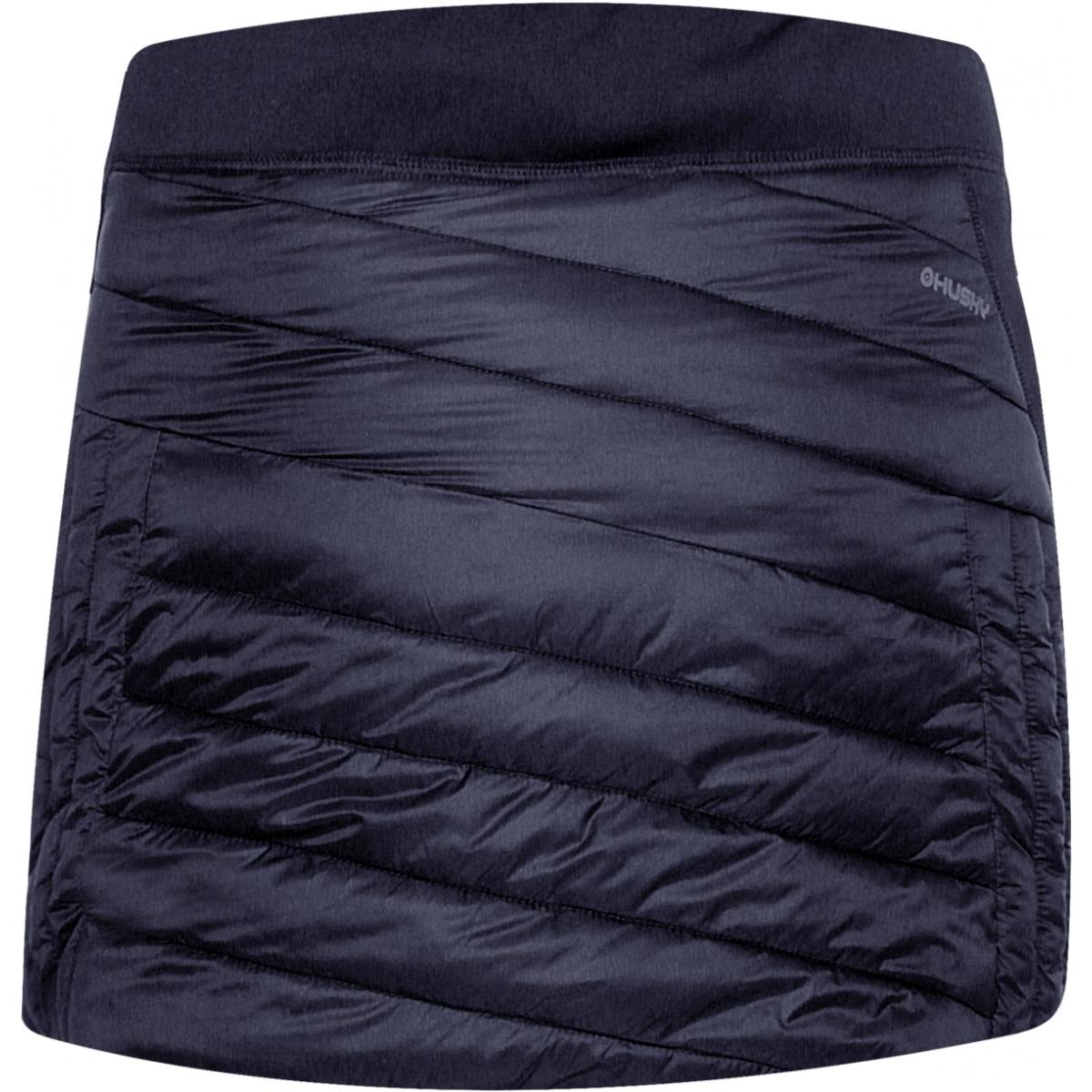 Dámská zimní sukně - Freez – černá  0242fa3087