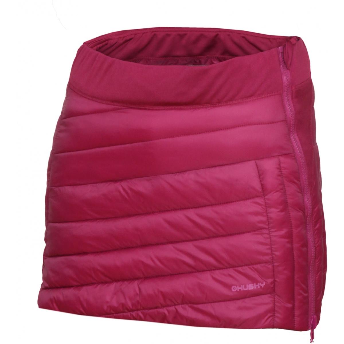 Dámská zimní sukně - Freez – vínová  4be8394920