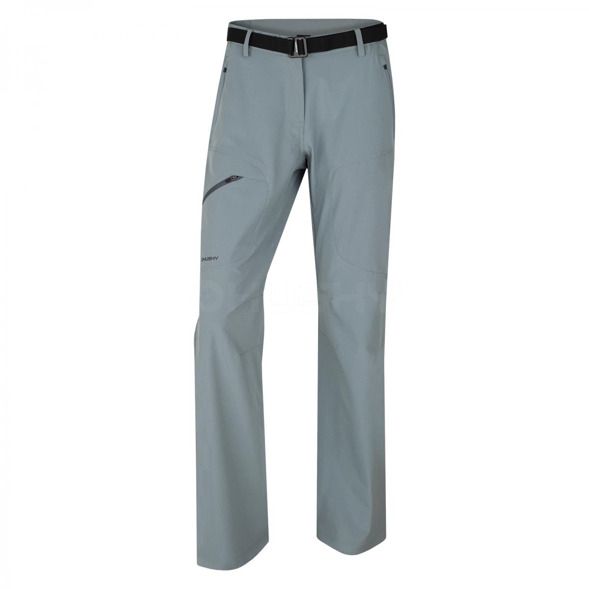 a546f5d176d Dámské outdoor kalhoty - Keasy L – šedá