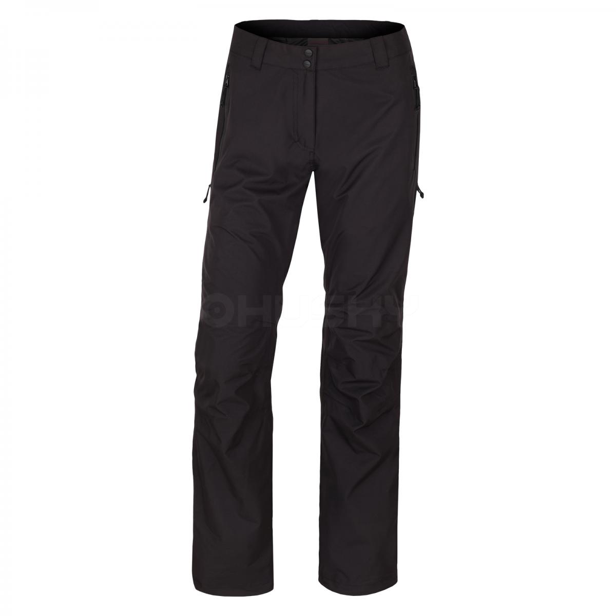 Dámské outdoor kalhoty - Lamer L – černá  ff6fbb2391