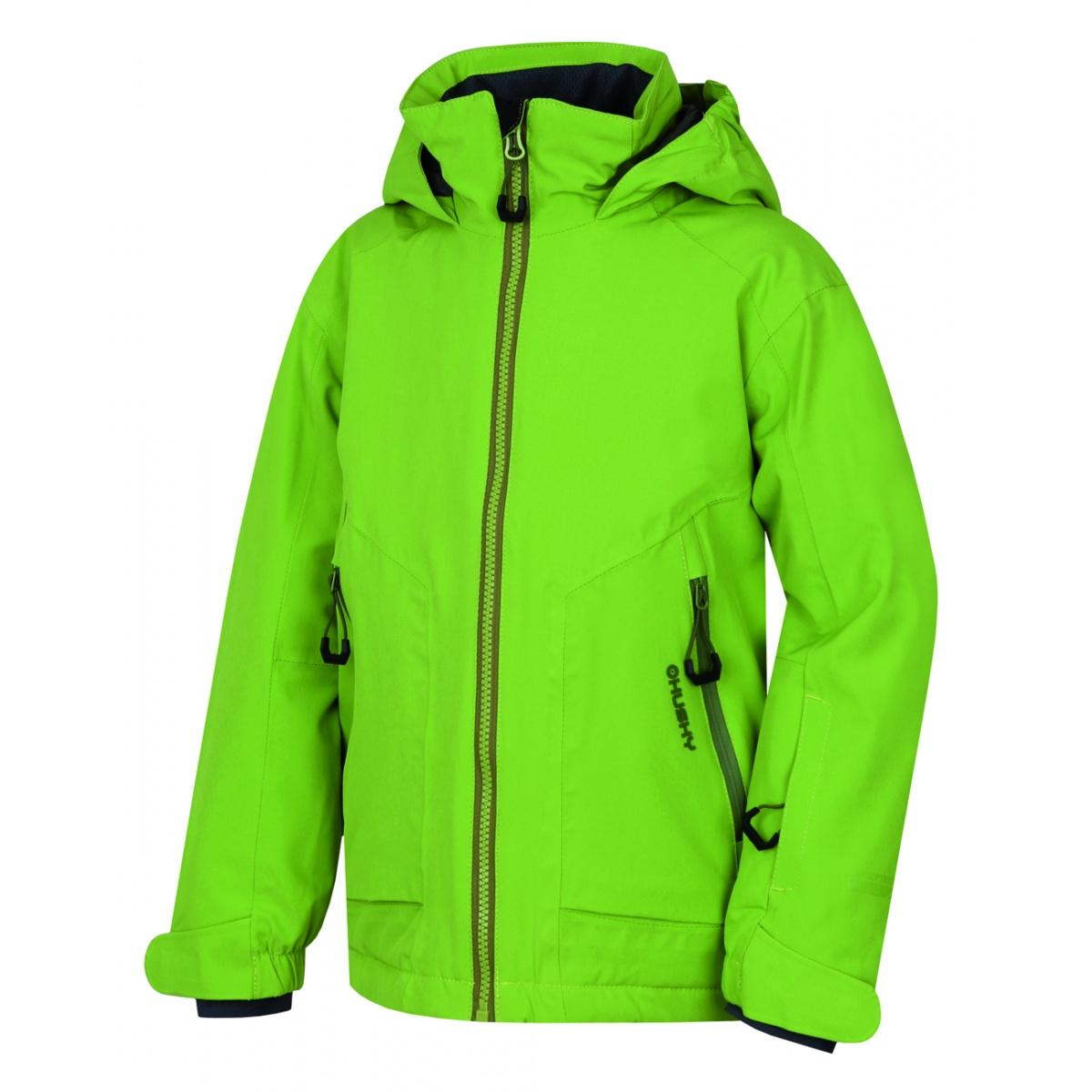 a803a9944265 Dětská ski bunda - Zengl Kids – zelená