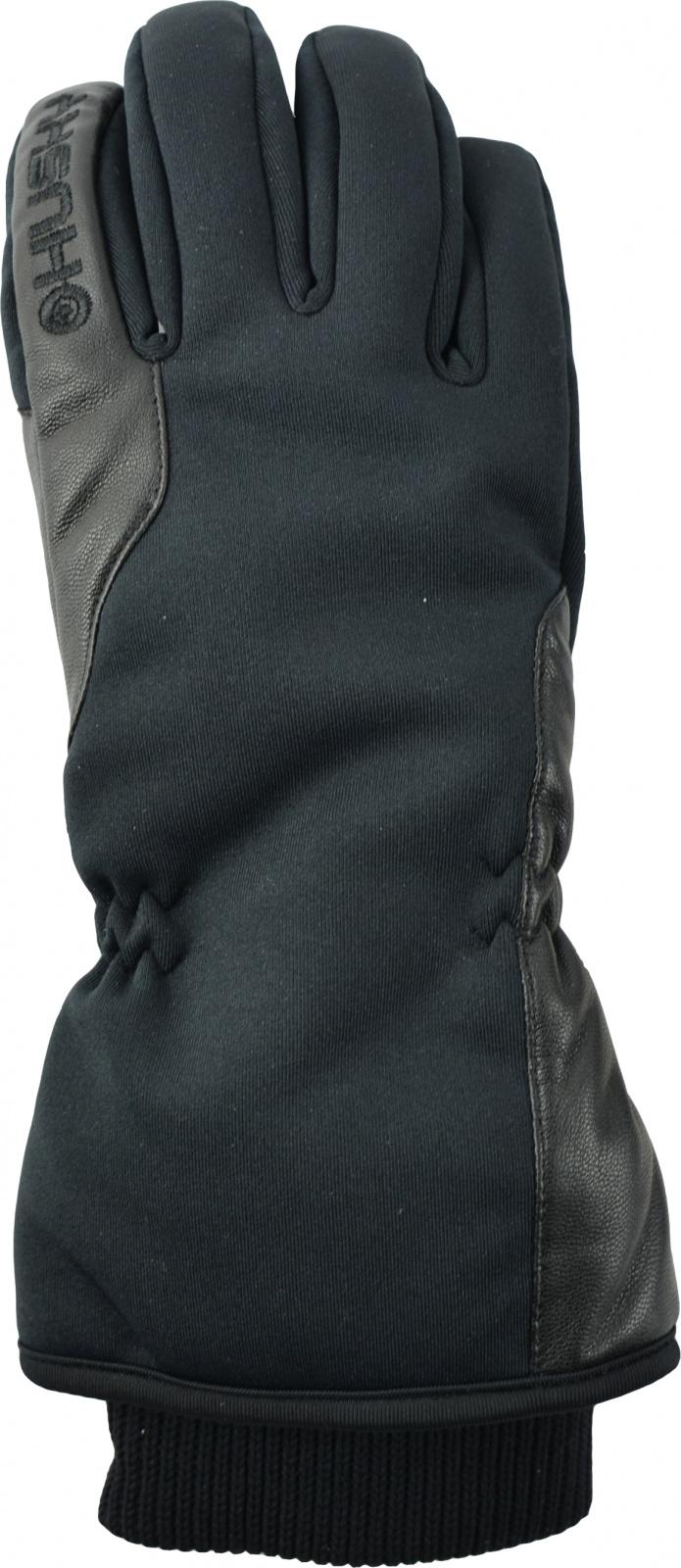 Levně Husky Evely M, černá Dámské rukavice