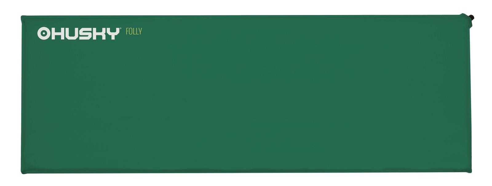 Karimatka Husky Folly 2,5 tm.zelená