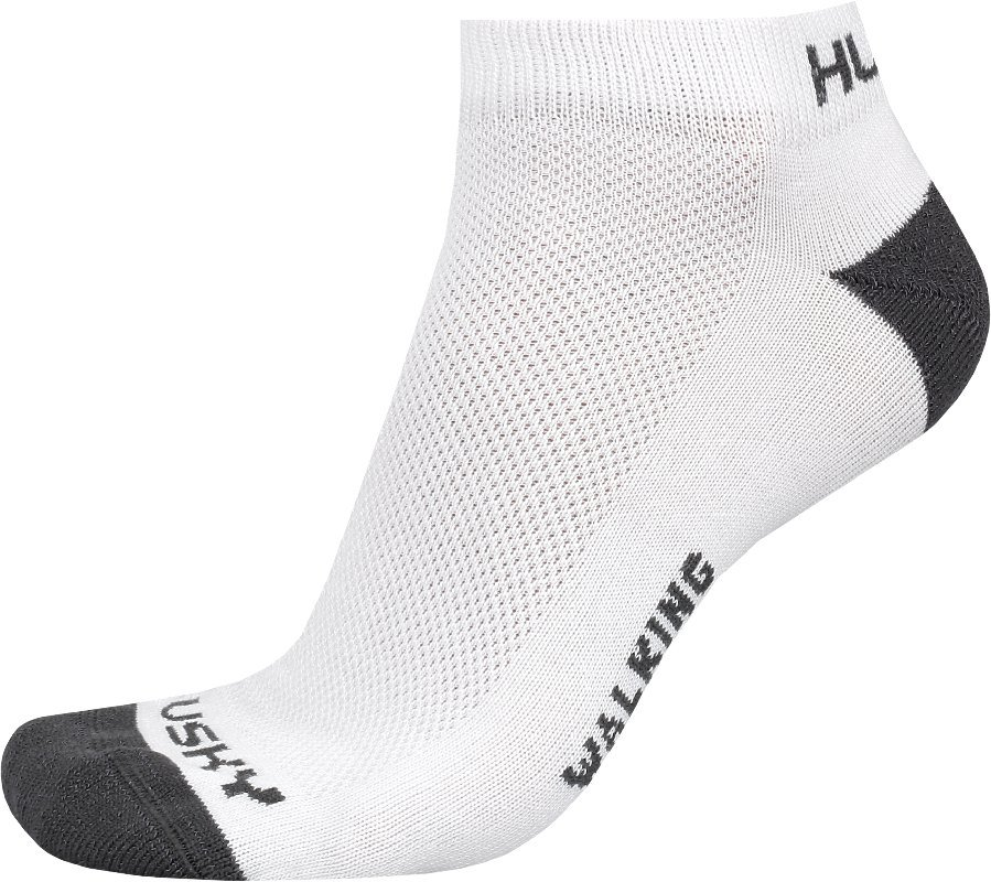 Husky Walking M (36-40), bílá Ponožky