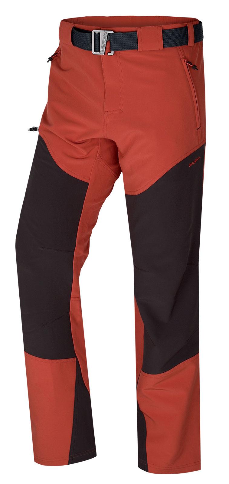 Husky   Keiry M XL, cihlová Pánské outdoor kalhoty