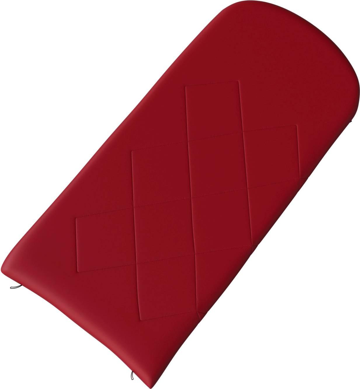 Spacák dekový   Kids Galy -5°C červená