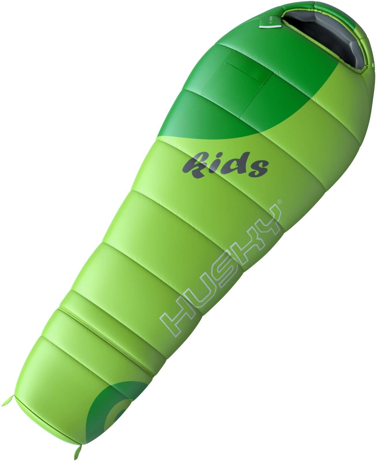 Spacák Outdoor Kids Magic-12°C zelená