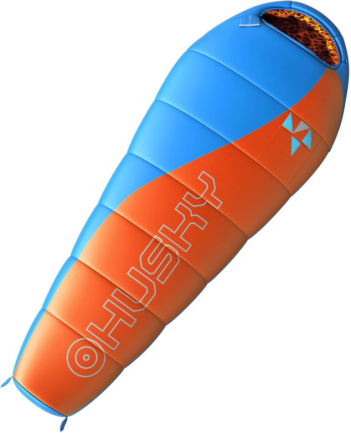 Spacák Husky Kids Merlot -10°C oranžová