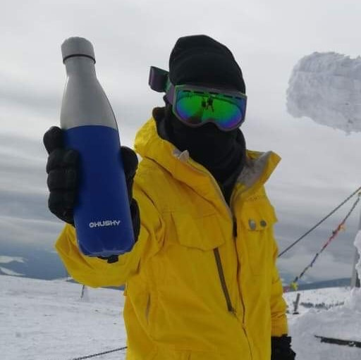 Marcel testuje: termoska Thermo Bottle MOLL