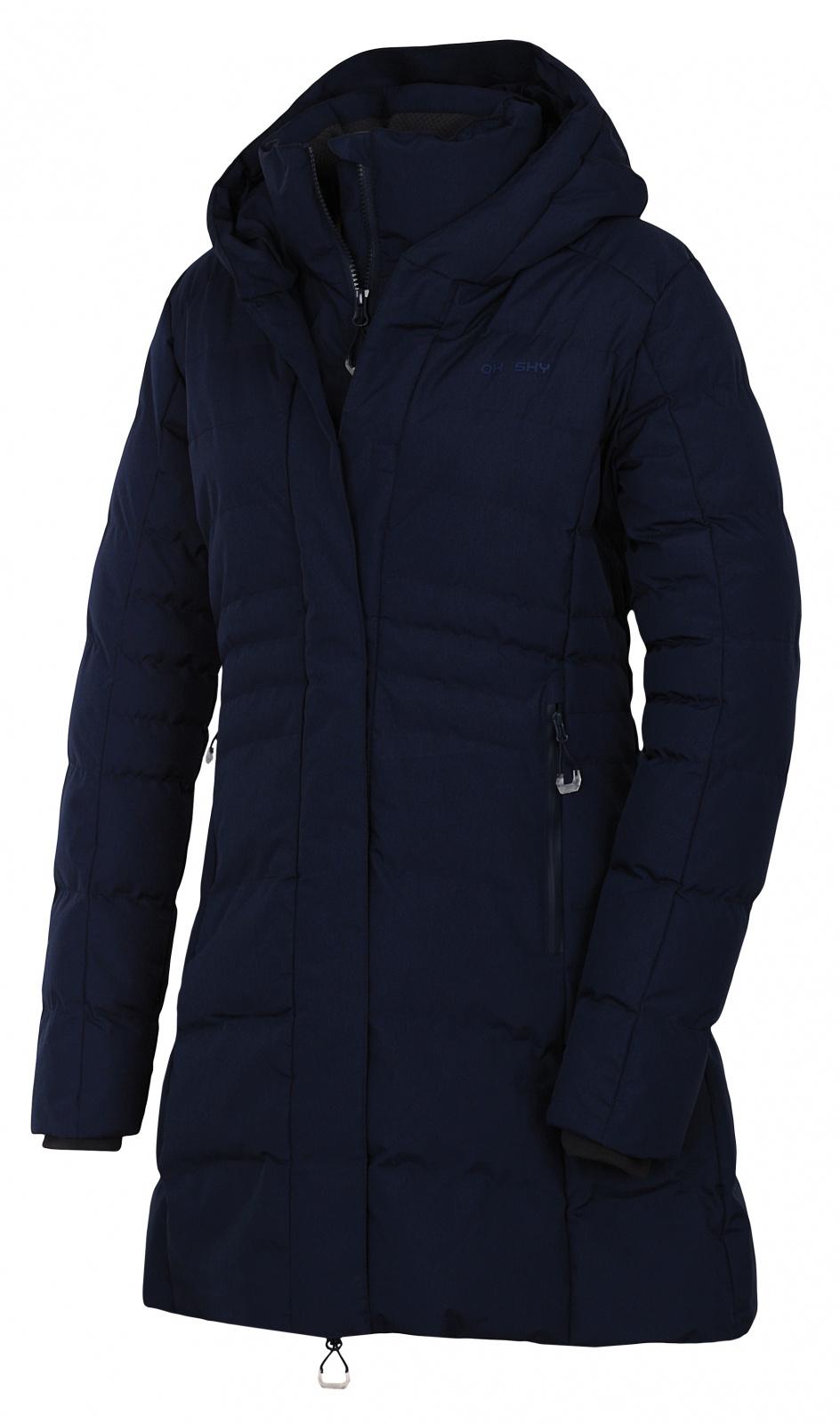 Husky Normy L M, námořnická Dámský hardshell plněný kabátek