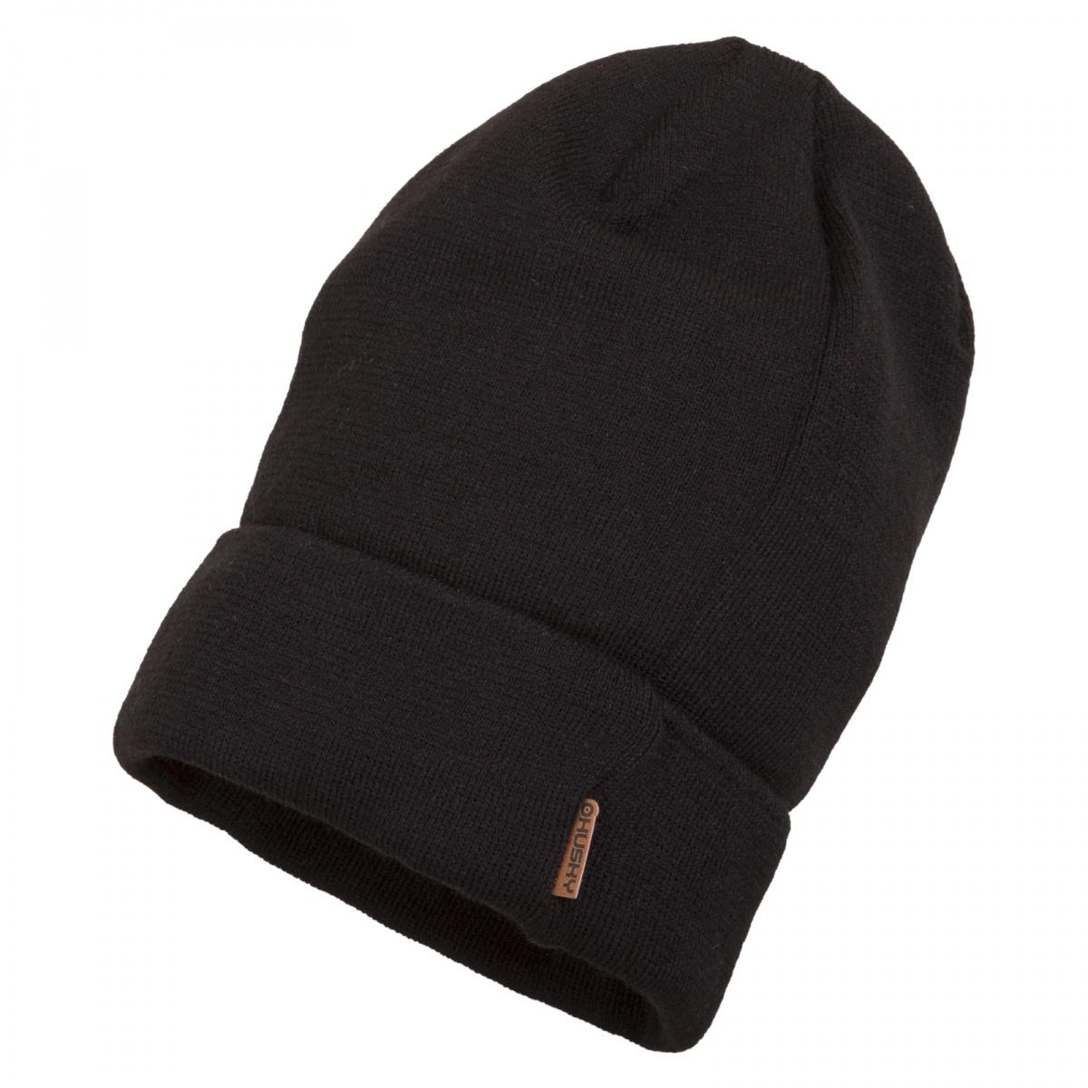 Pánská čepice - Cap 20 – černá  09bc92f759
