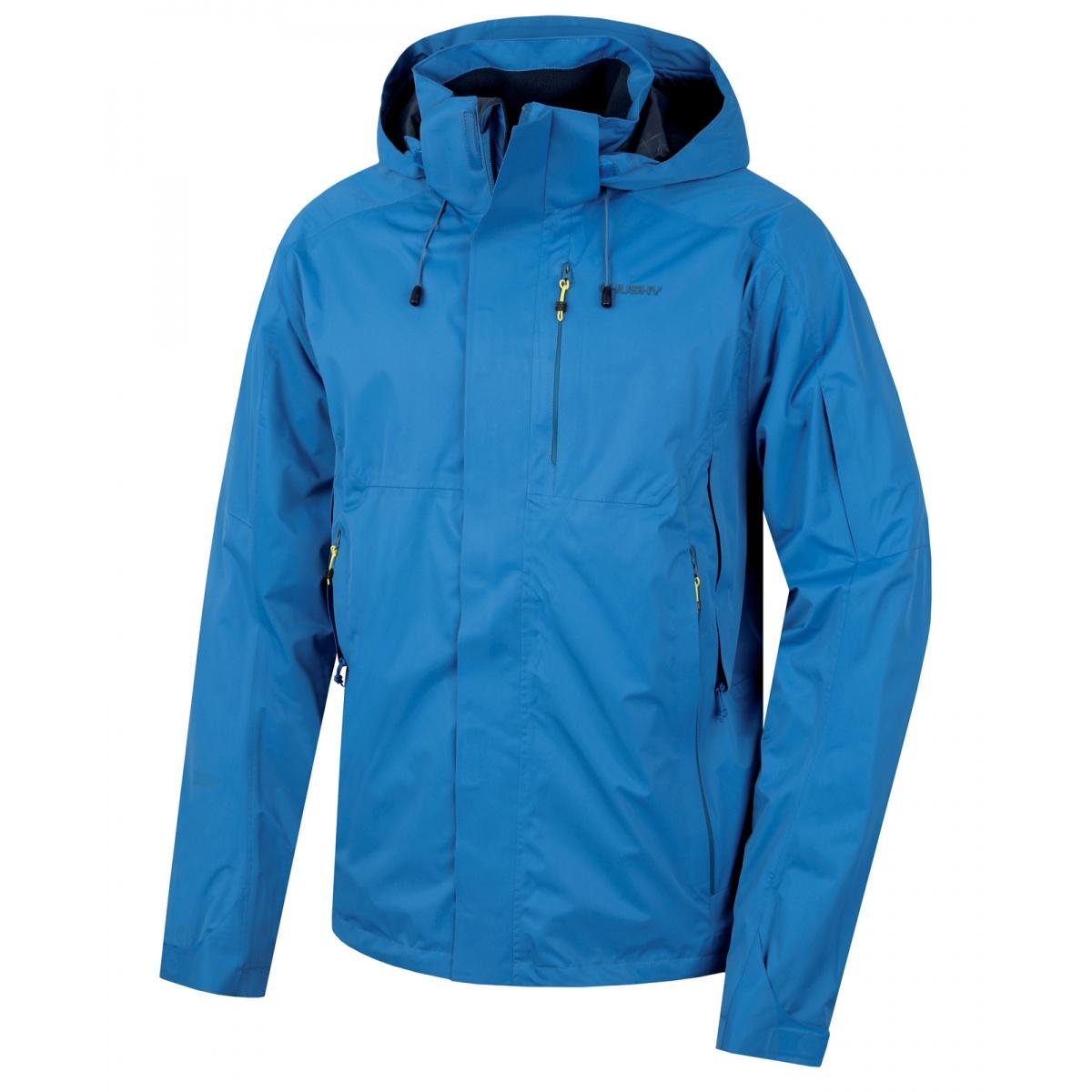 Pánská outdoor bunda - Neta M – tm.modrá  339b01c22c