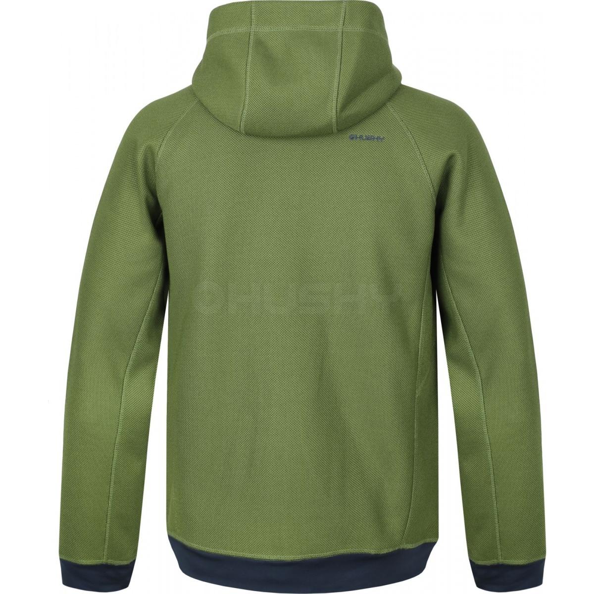 Pánský svetr - Alek M – olivová  393dcbb3c7