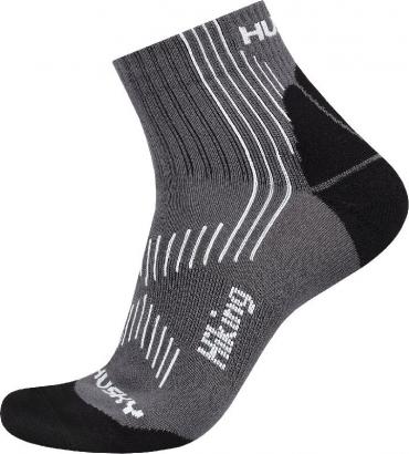 Ponožky - Hiking – šedá  b85cf90866