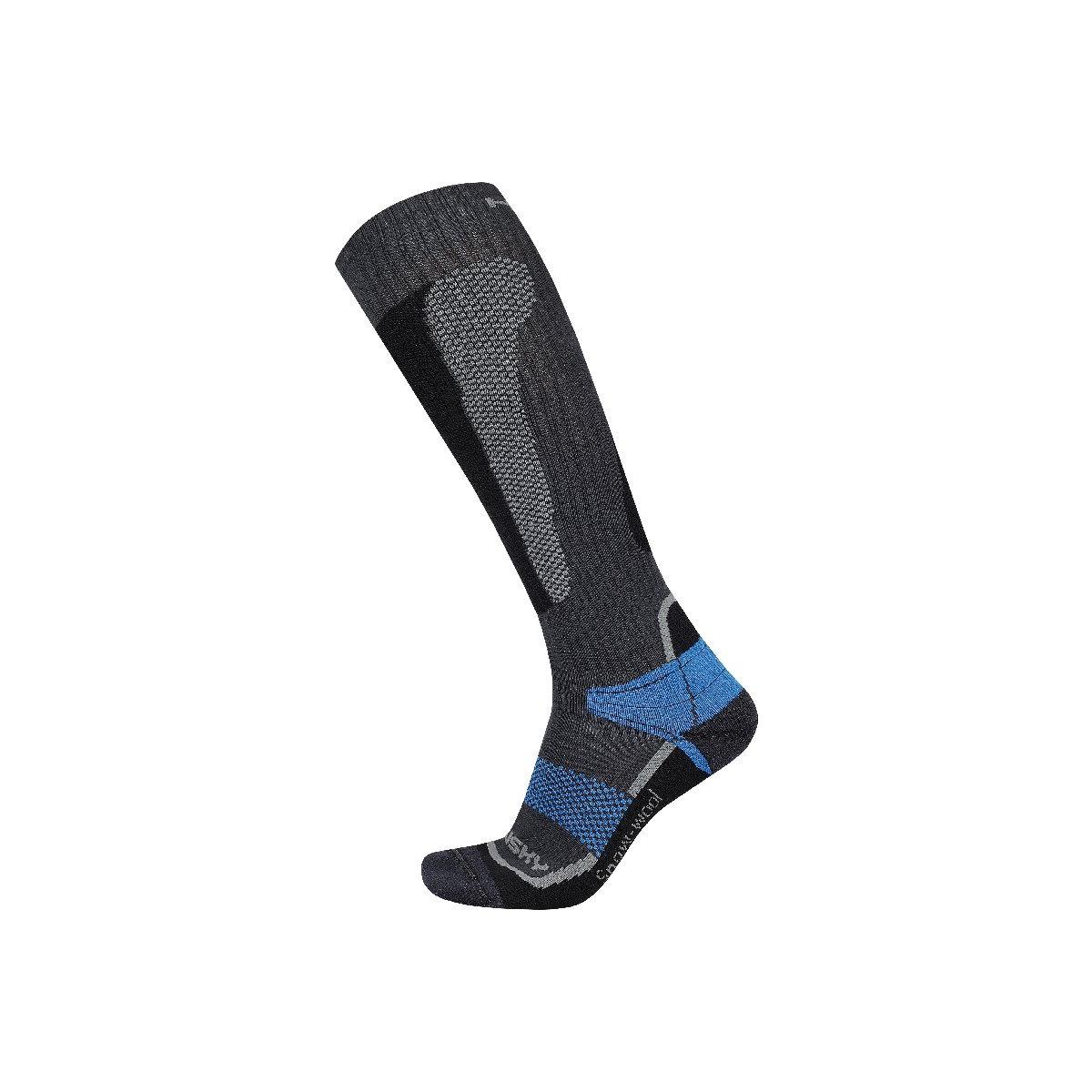 Ponožky - Snow Wool – modrá  6fd8aba8f8