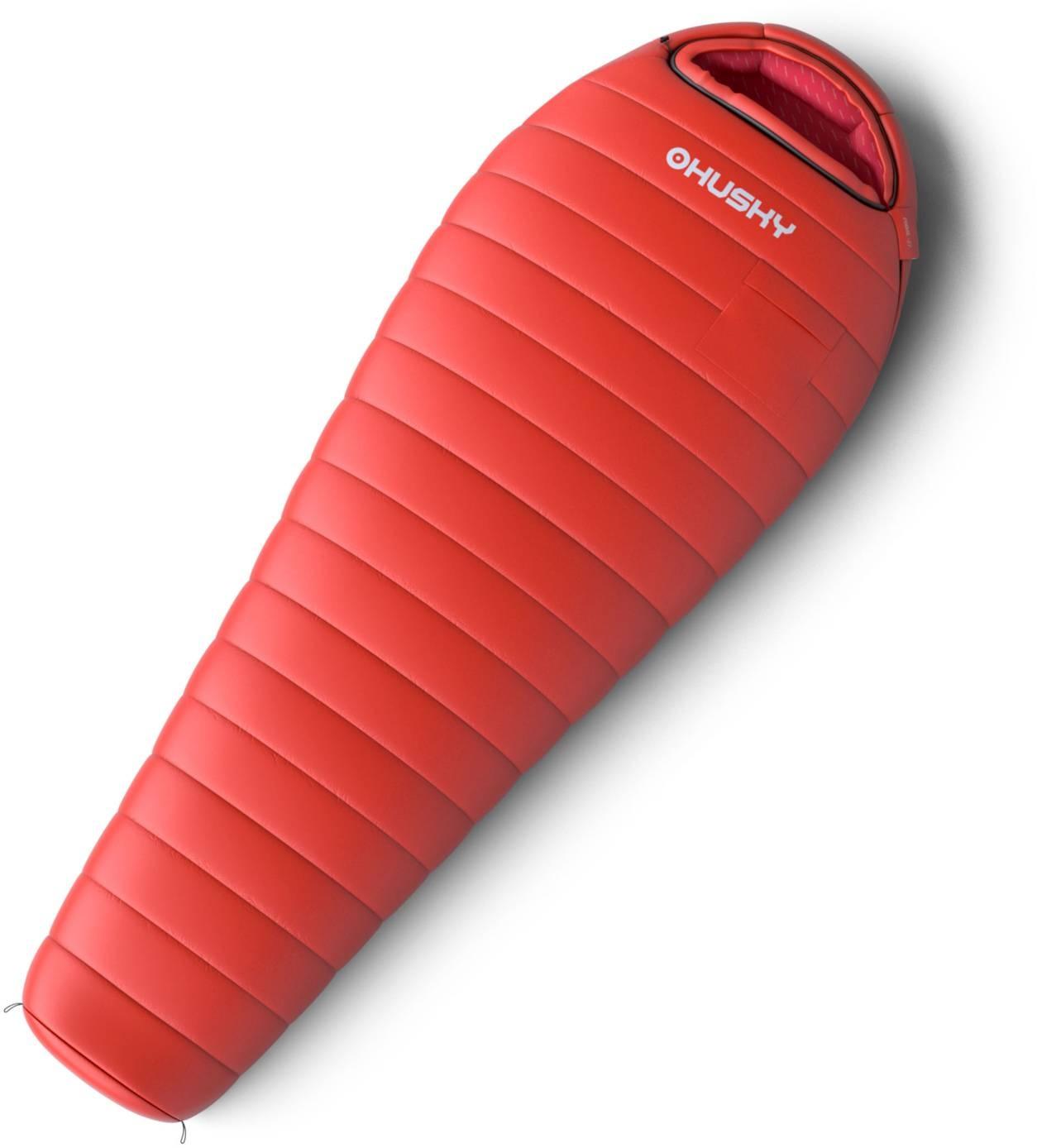 Spacák Premium   Prime -27°C červená
