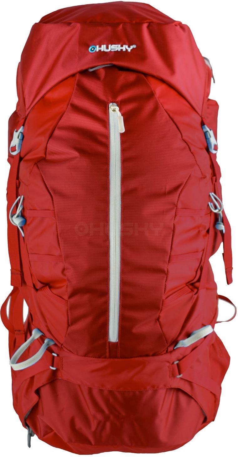 Batoh Expedice  Razor 70l červená