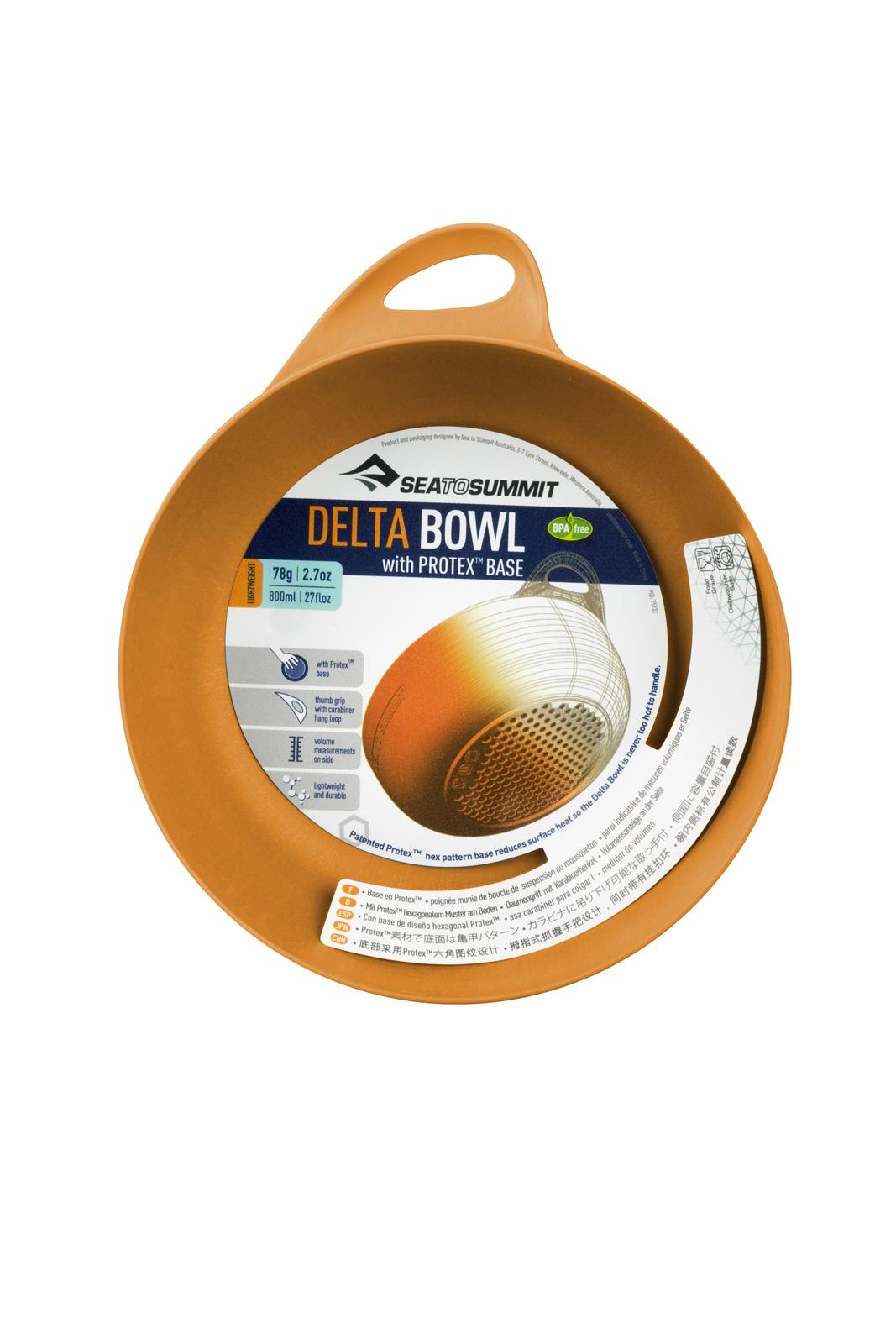 Levně Sea to summit Delta Bowl oranžová Miska