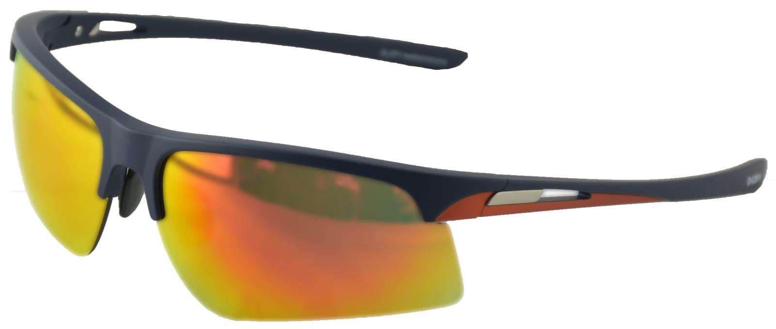 Sportovní brýle   Slupy modrá/oranžová