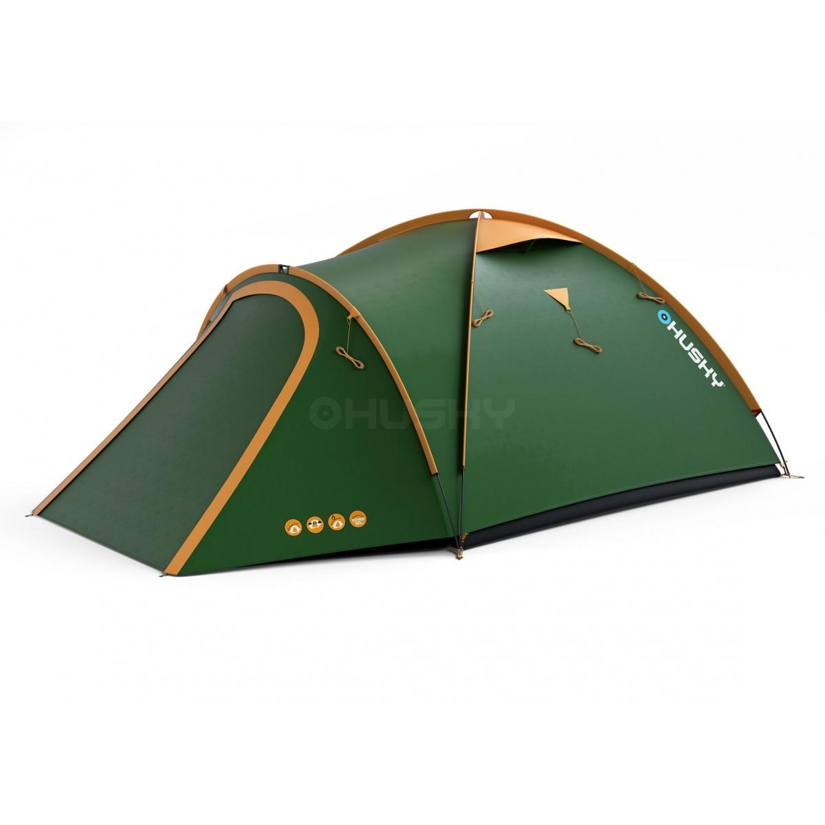 Stan Outdoor - Bizon 4 classic – zelená  c0c70ab208a