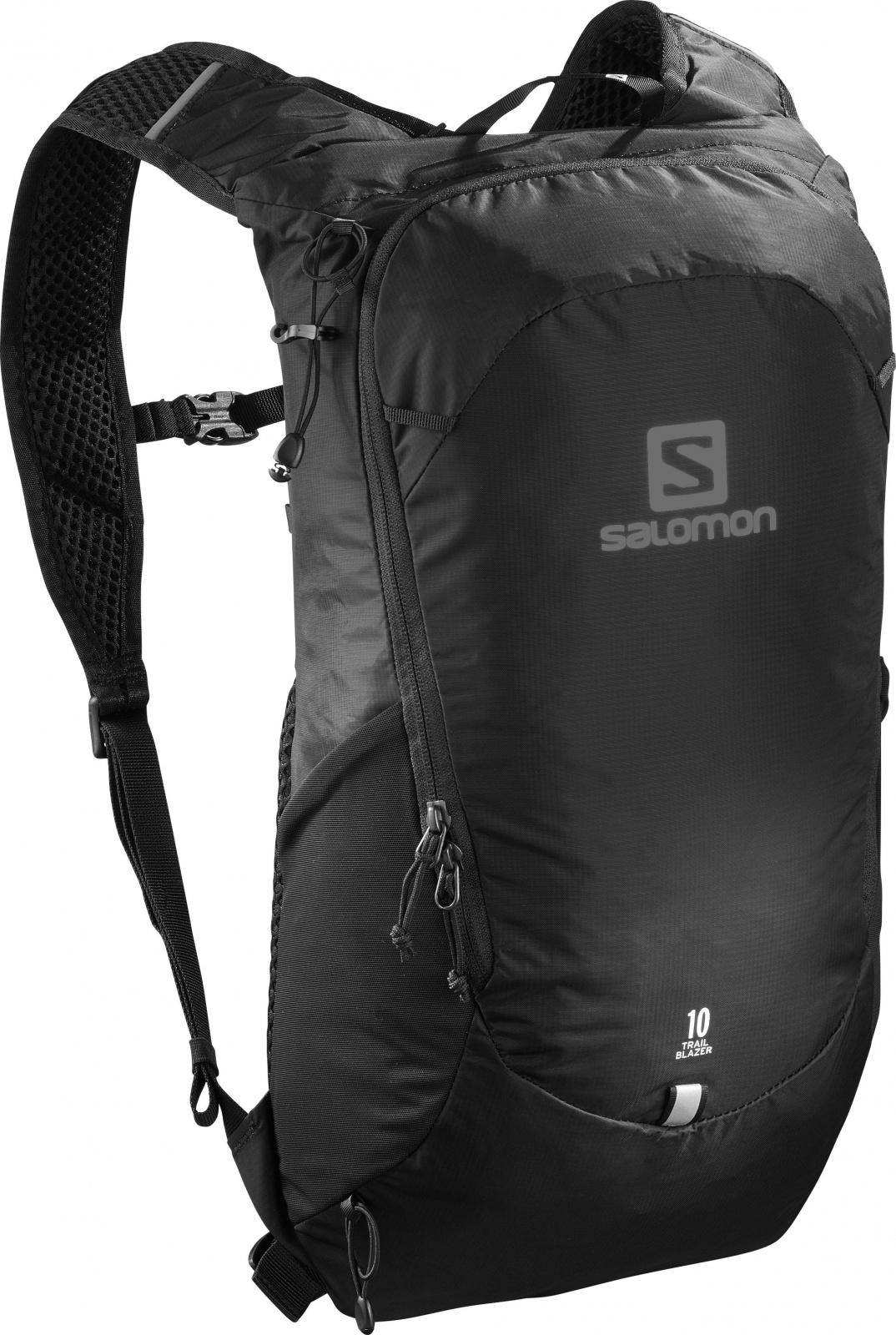 Levně Salomon Trailblazer 10 black/black Batoh Turistika