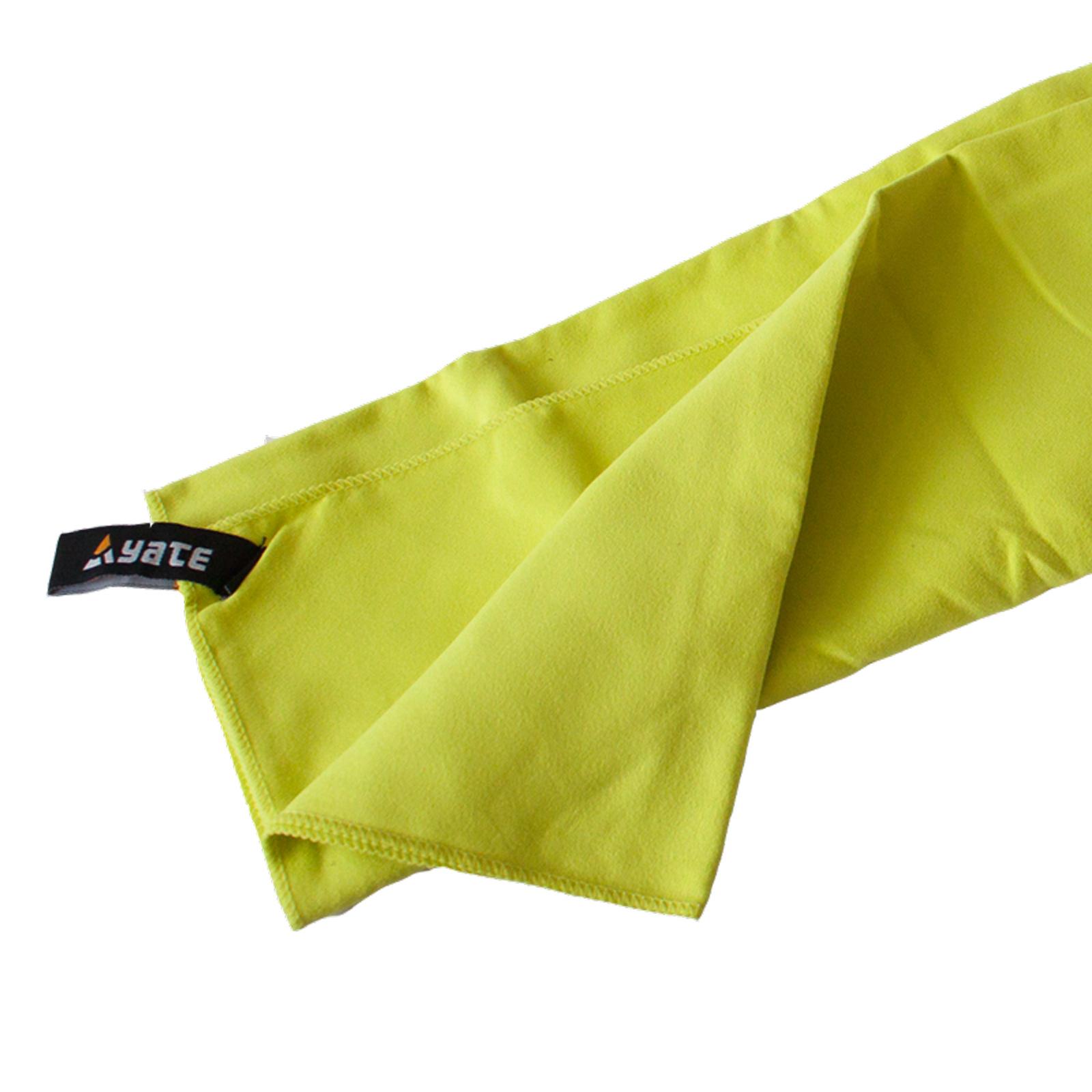 Yate YATE XL zelená Ručník